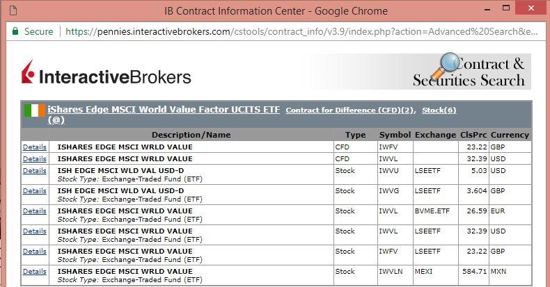 Interactive Brokers 101 Retire In Progress